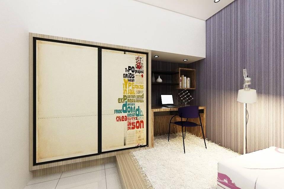 Terrace @ Impian Heights - Bedroom 5 i