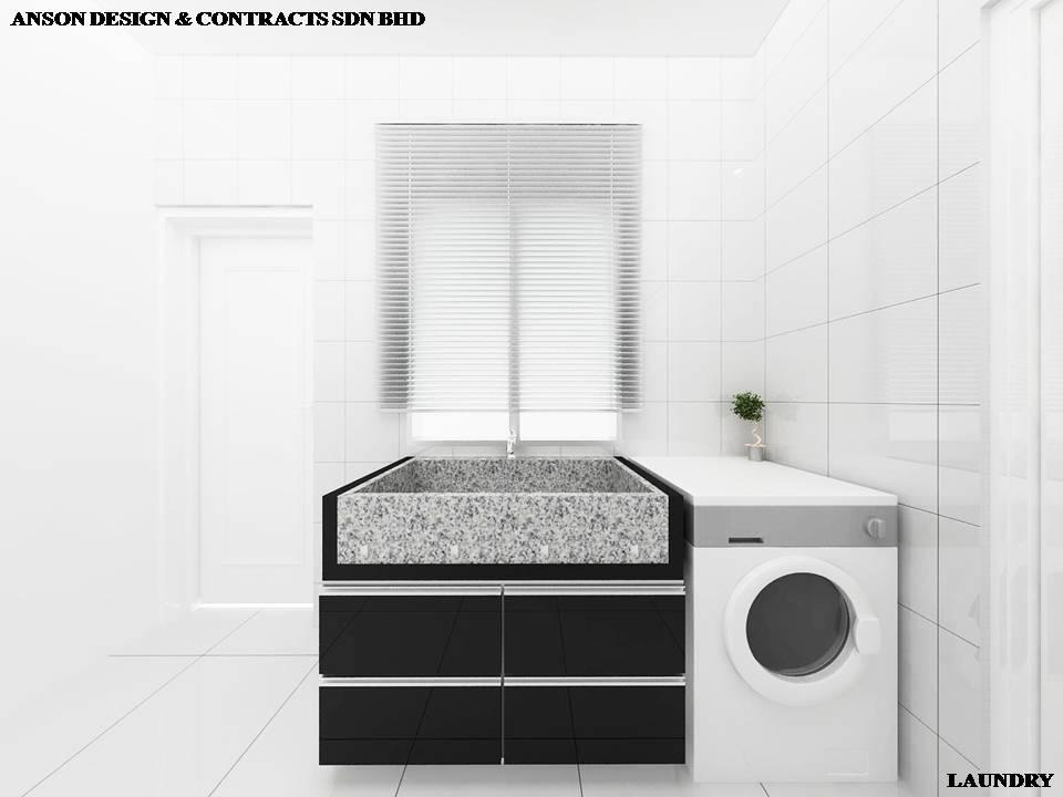 AS Interior Design - Laundry Area