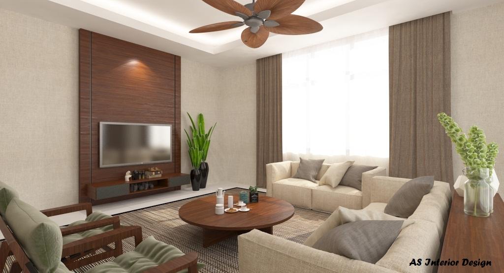 AS Interior Design - Living Room