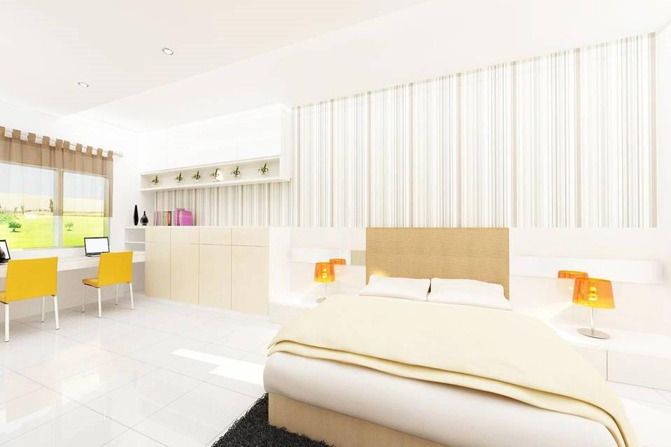 Bungalow _ Tmn Pelangi - Bedroom 3 ii