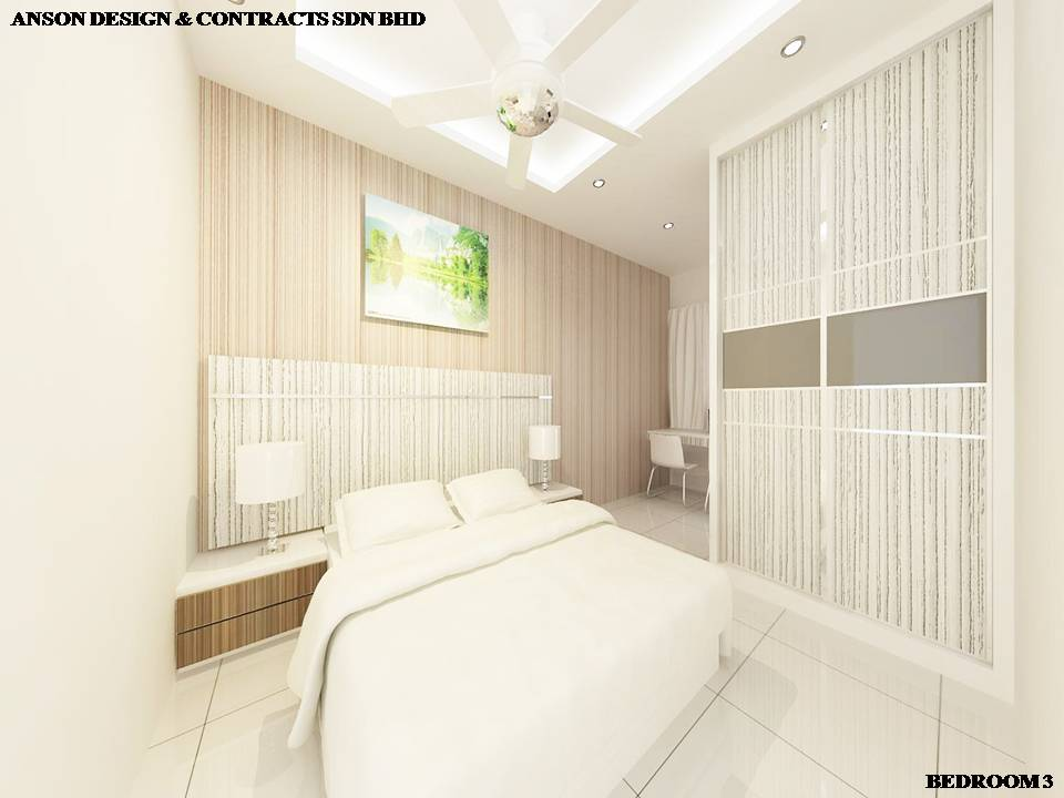 AS Interior Design - Bedroom