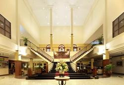 AS Interior Design - Hotel Lobby