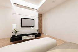 Bungalow _ Tmn Pelangi - Master Bedroom