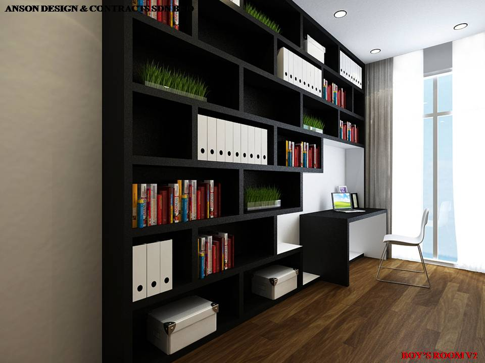 AS Interior Design - Working Room
