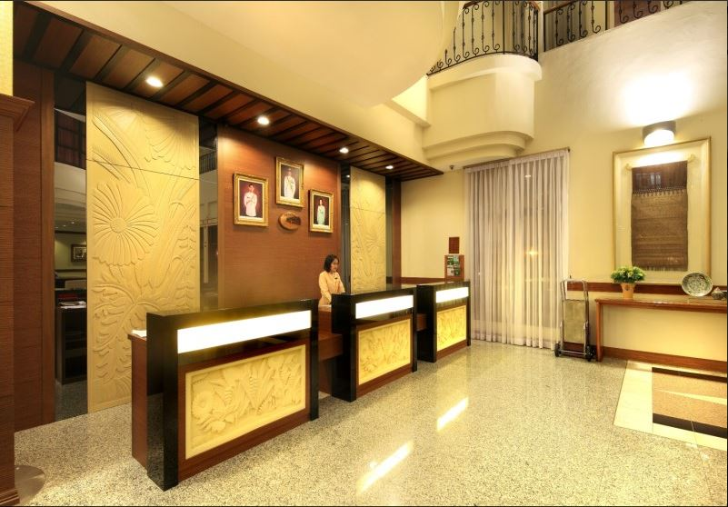 AS Interior Design - Hotel Counter