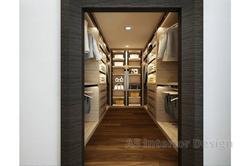 Modern Bungalow Design - Walk-in Closet