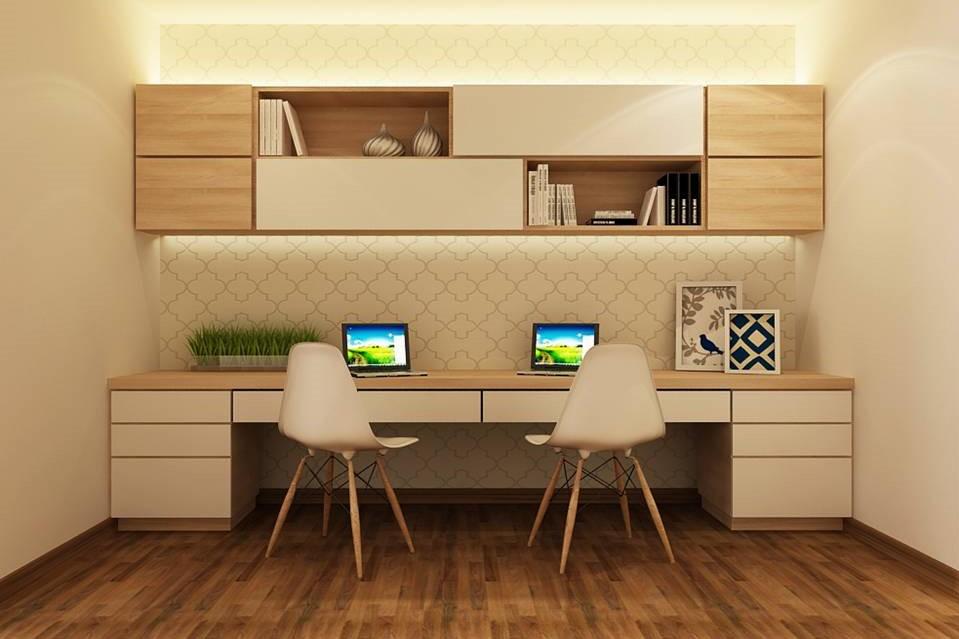 Terrace @ Impian Heights - Study Area