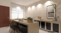 AS Interior Design - Kitchen