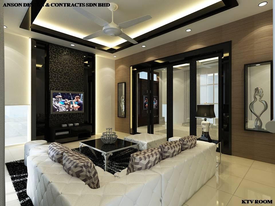 AS Interior Design - Entertainment Room