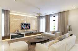 Cluster _ Adda Heights - Living Hall