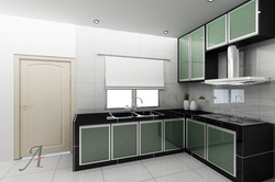 Terrace @ Setia Eco Garden - Wet Kitchen