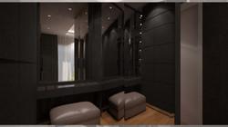 AS Interior Design - Dressing Room