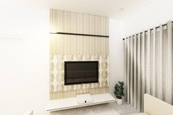 Bright and Modern Terrace Design - Family Hall