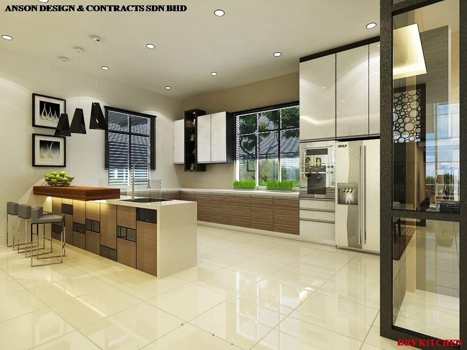 AS Interior Design - Dry Kitchen