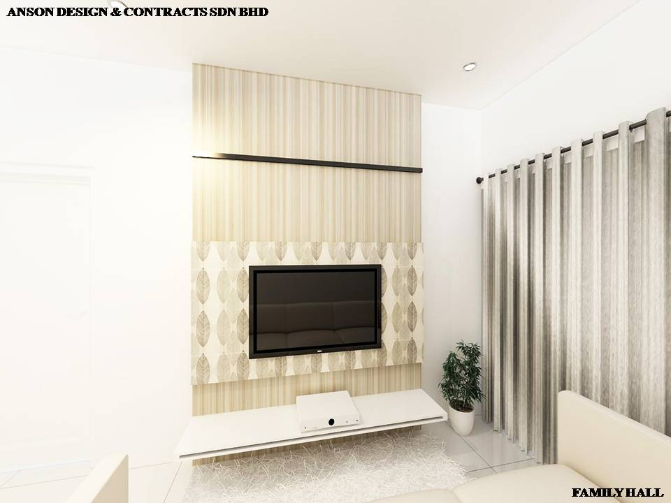 AS Interior Design - Family Hall