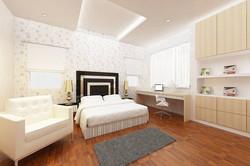 Terrace _ Ponderosa - Master Bedroom (Vi