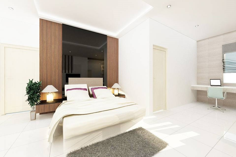 Bungalow _ Tmn Pelangi - Bedroom 5 i
