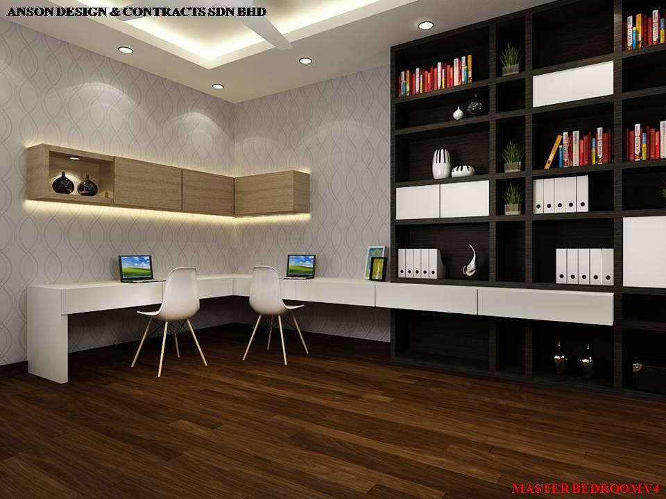 AS Interior Design - Master Bedroom