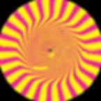 habillage roue vélo spirale