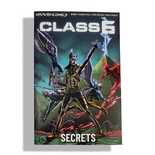 Episode 8, Secrets.