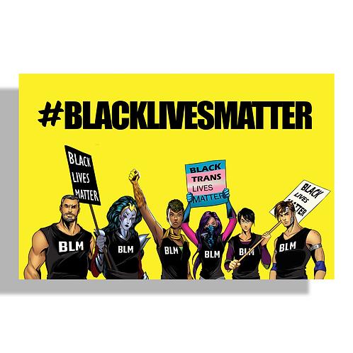 BlackLivesMatter Class6