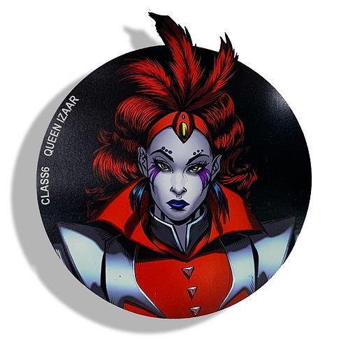 Queen Izaar Magnet