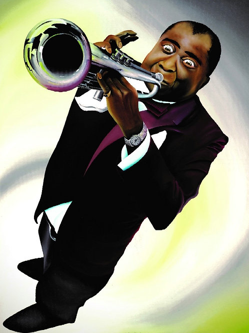 """Louis Armstrong"""
