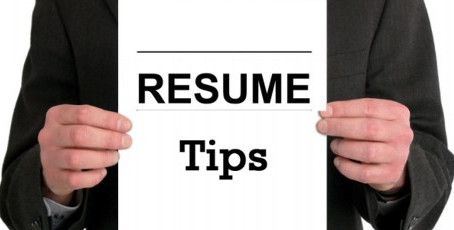 Basic Resume Tips