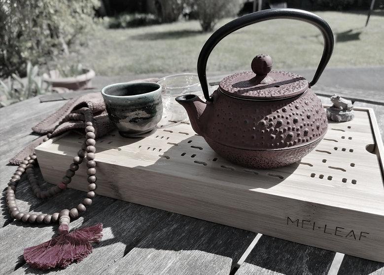 Qi sense, Chinese Tea drinking, Good Health