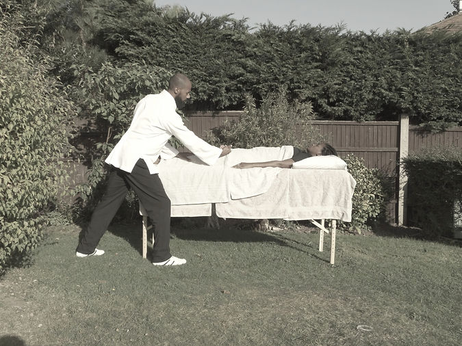 Qi sense therapies, Tui Na (chinese) Massage treatment, Mansfield and nottingham