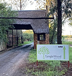 TangleWood Nature Estate Boskop Dam North West Potchefstroom Venue Island