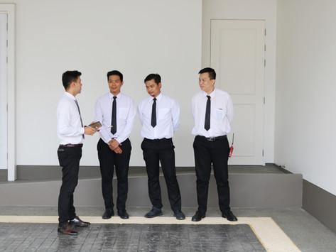 Drive4U ได้บริการ Valet Parking งานเปิดตัวโครงการบ้านให้กับลูกค้า บ้านแสนสิริ พัฒนาการ