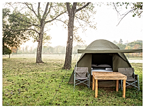 TangleWood Nature Estate All Inclusive Tent