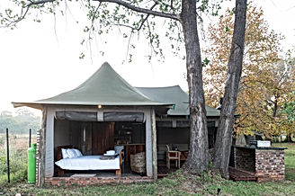 TangleWood Nature Estate Luxury Tent