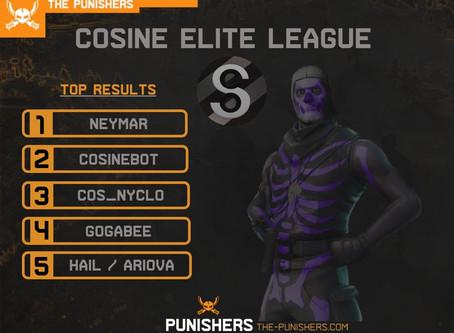 CoSine Elite League Tournament -15 May 2020