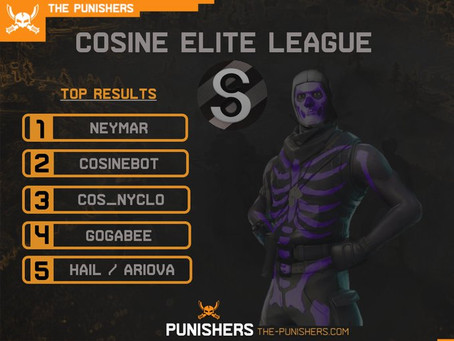 CoSine Elite League Tournament -15 May 2020