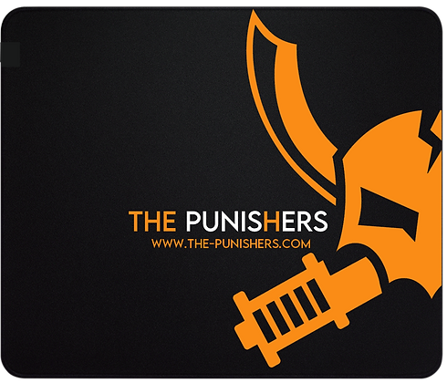 PUN003 Punishers Mousepad