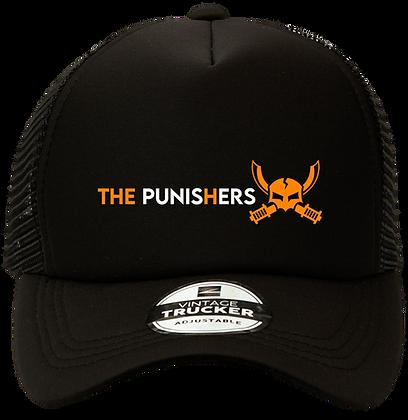 PUN002 Punishers Cap (Black)