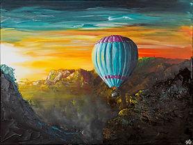 Heißluftballon Jens Scholz Creative Artworks