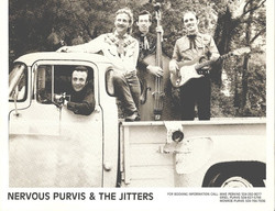 Nervous Pervis and the Jitters