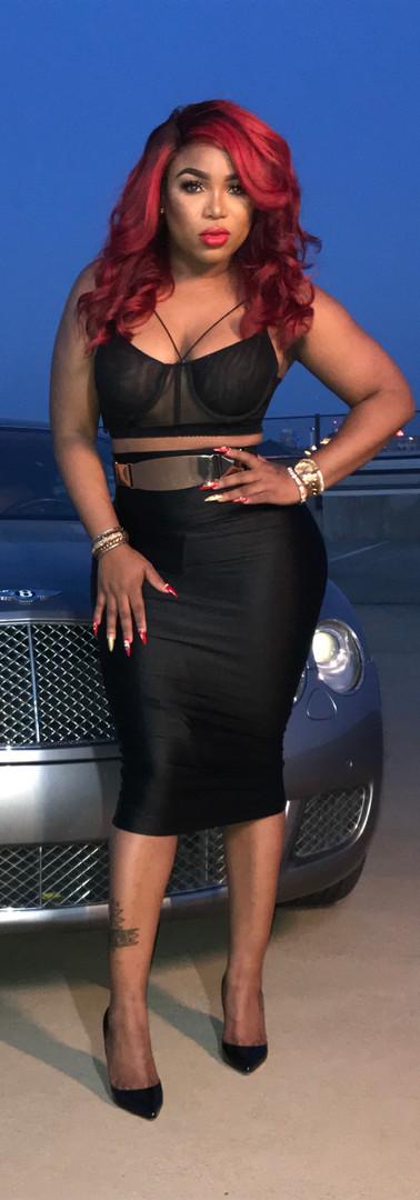 Rapper - Lia Givenchy