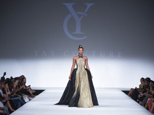 NYFW SS19 STYLE FASHION WEEK - ELIE MADI OF YAS COUTURE