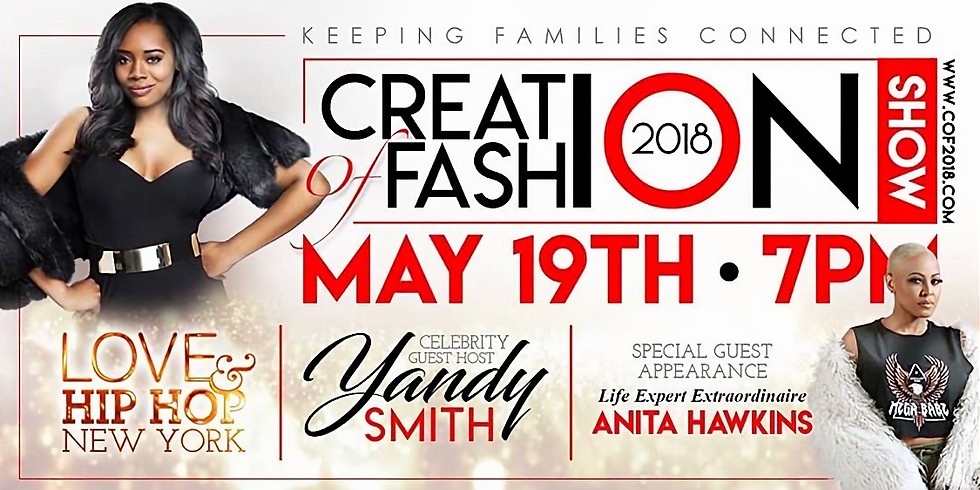 Keeping Families Connected - Creations OF Fashion Show 2018