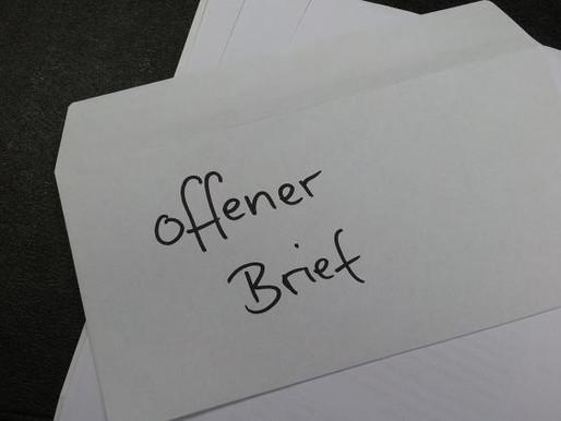 """Offener Brief zum Baugebiet """"Im Hanenberg"""""""