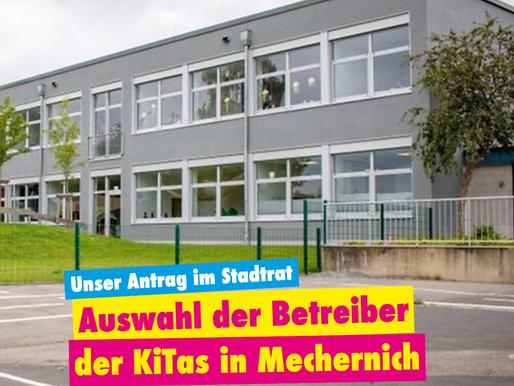 Auswahl der Betreiber der Kitas in Mechernich