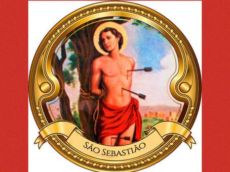SALVE SÃO SEBASTIÃO: OKÊ ARÔ OXÓSSI