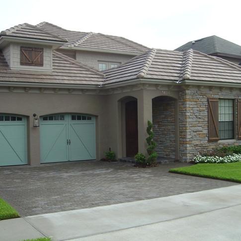 Courtyard Villa
