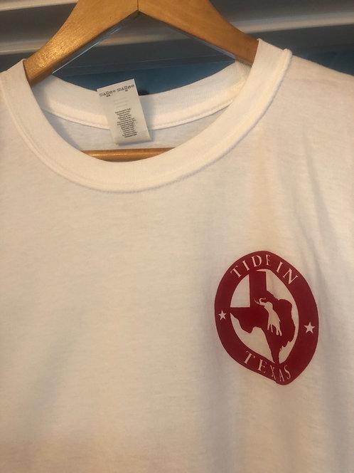 SALE  Texas Flag Shirt