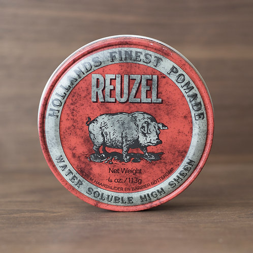 Red High Sheen Pomade
