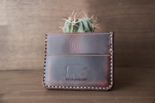 Monday Minimal Wallet - Brown